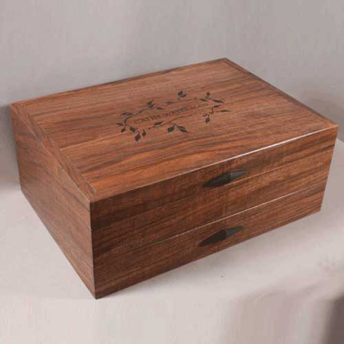 custom made silverware chests