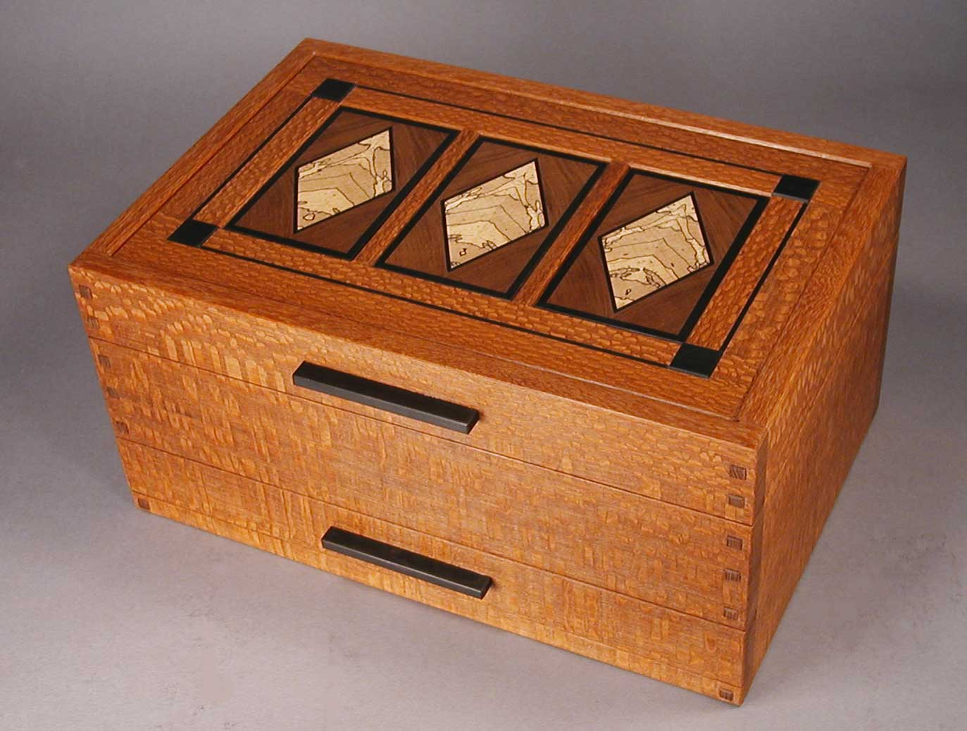 arts and crafts jewelry box