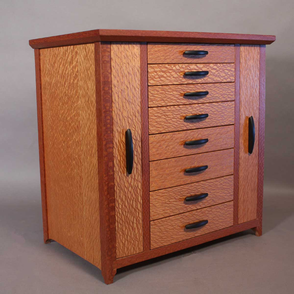 hutch jewelry website lacewood custom jewelry cabinet 1318