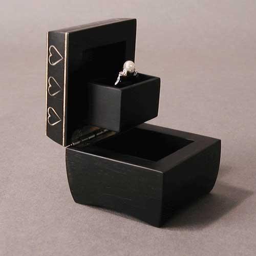 Custom ring boxes for Custom made ring box